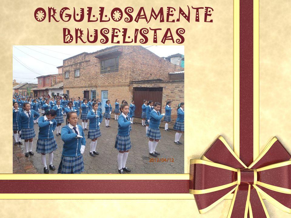 ORGULLOSAMENTE BRUSELISTAS
