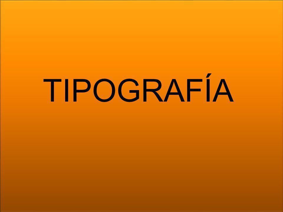 Se entiende por fuente tipográfica al estilo o apariencia de un grupo completo de caracteres, números y signos, regidos por características comunes.
