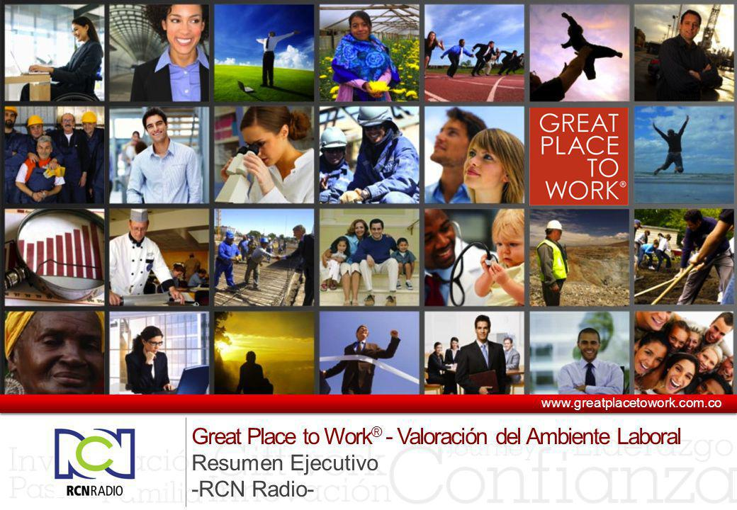 © 2012 Great Place to Work ® Institute, Inc. All rights reserved. Variable: Justicia