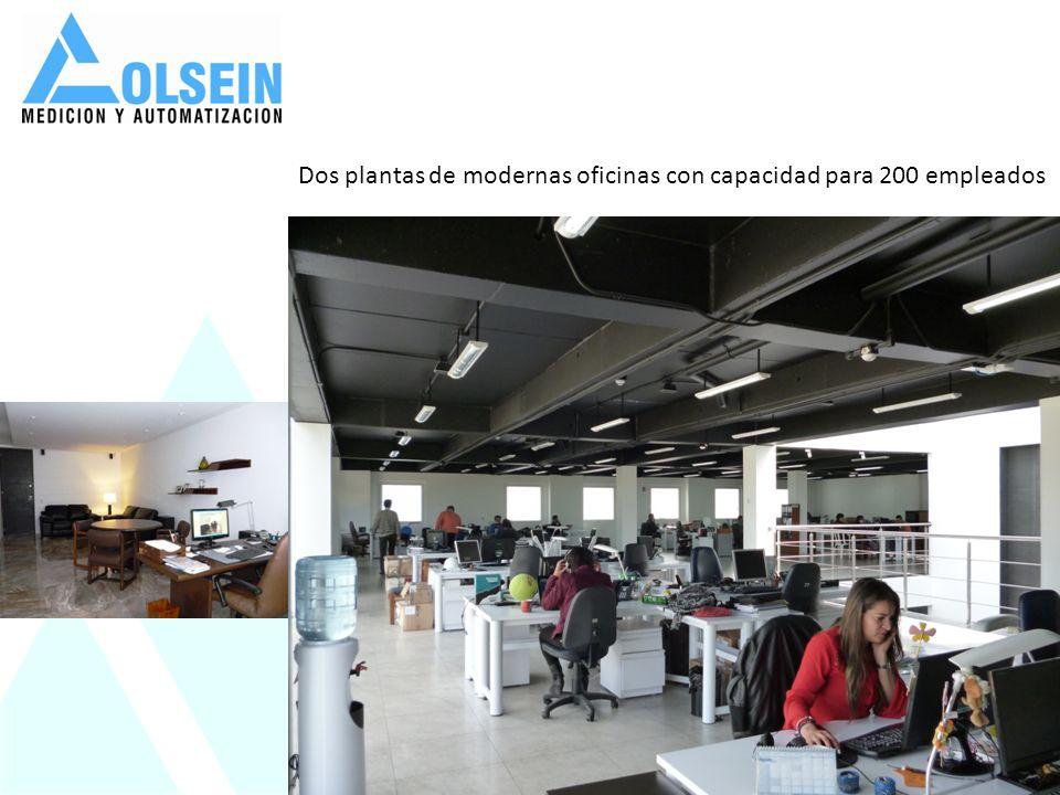 Tres auditorios para presentaciones y seminarios con capacidad para 120 personas