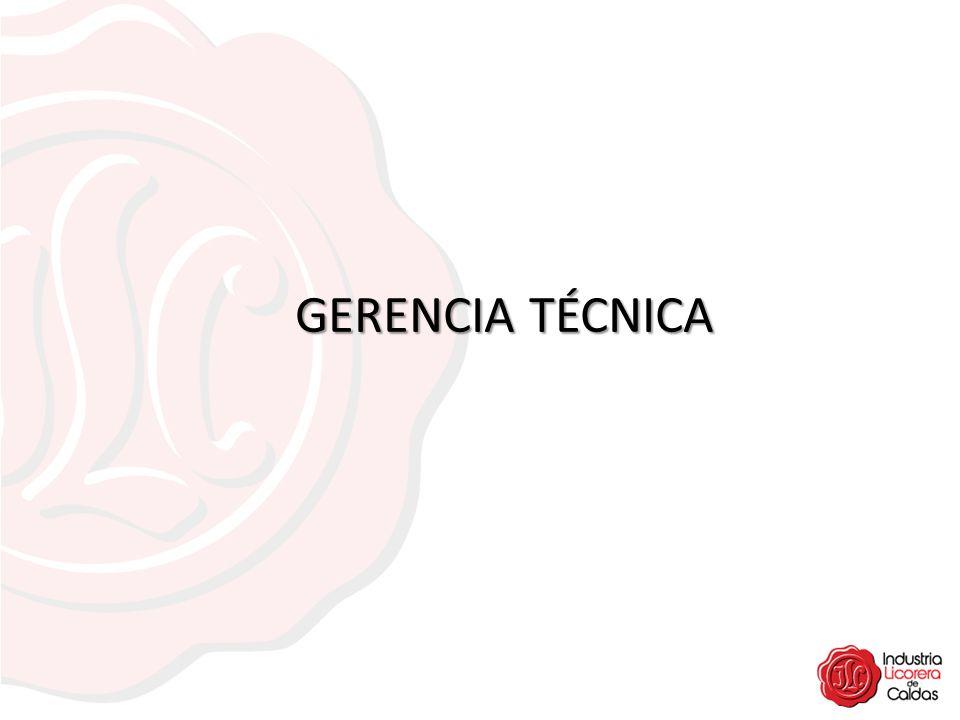 GERENCIA TÉCNICA
