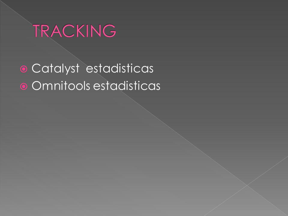 Catalyst estadisticas Omnitools estadisticas