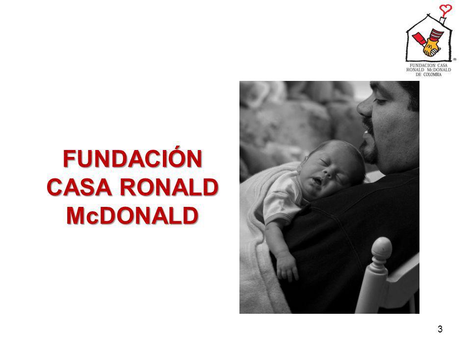 3 FUNDACIÓN CASA RONALD McDONALD