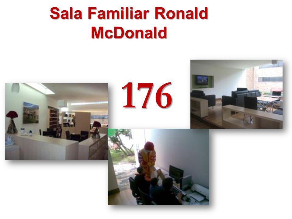 Sala Familiar Ronald McDonald 176