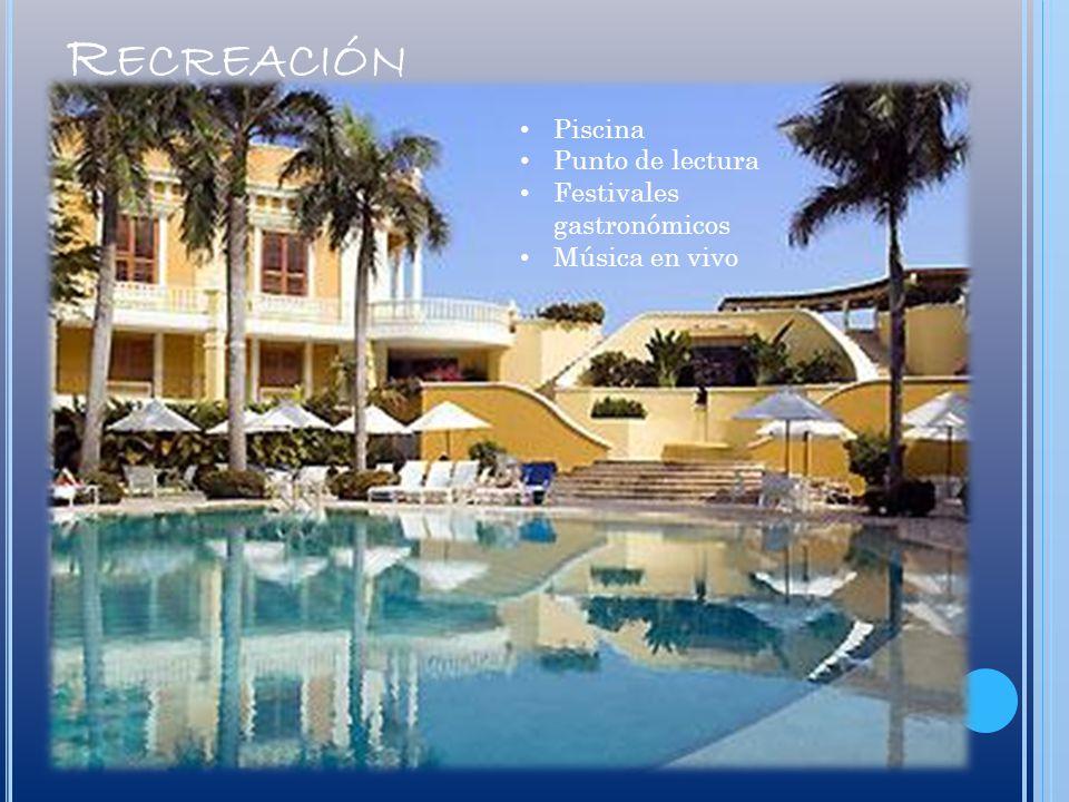 H OTEL SANTA CLARA 102 habitaciones 19 suites 2 ambientes distintos 2 restaurantes 1 lounge bar