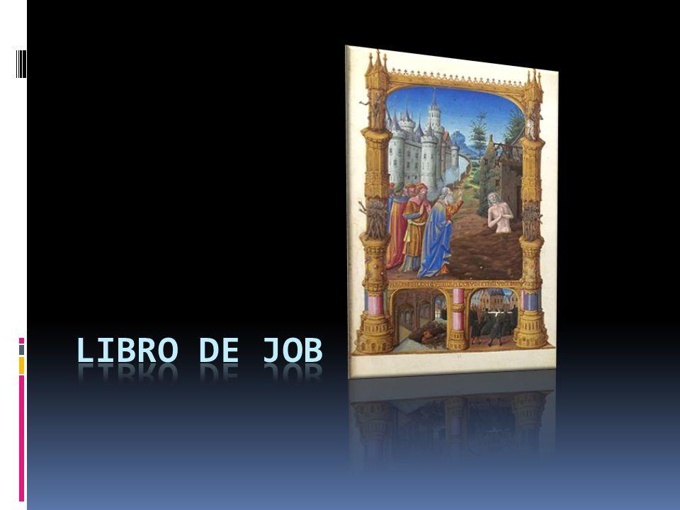 El personaje bíblico de Job es muy conocido, especialmente como modelo de paciencia; sin embargo, el libro mismo no es suficientemente conocido.