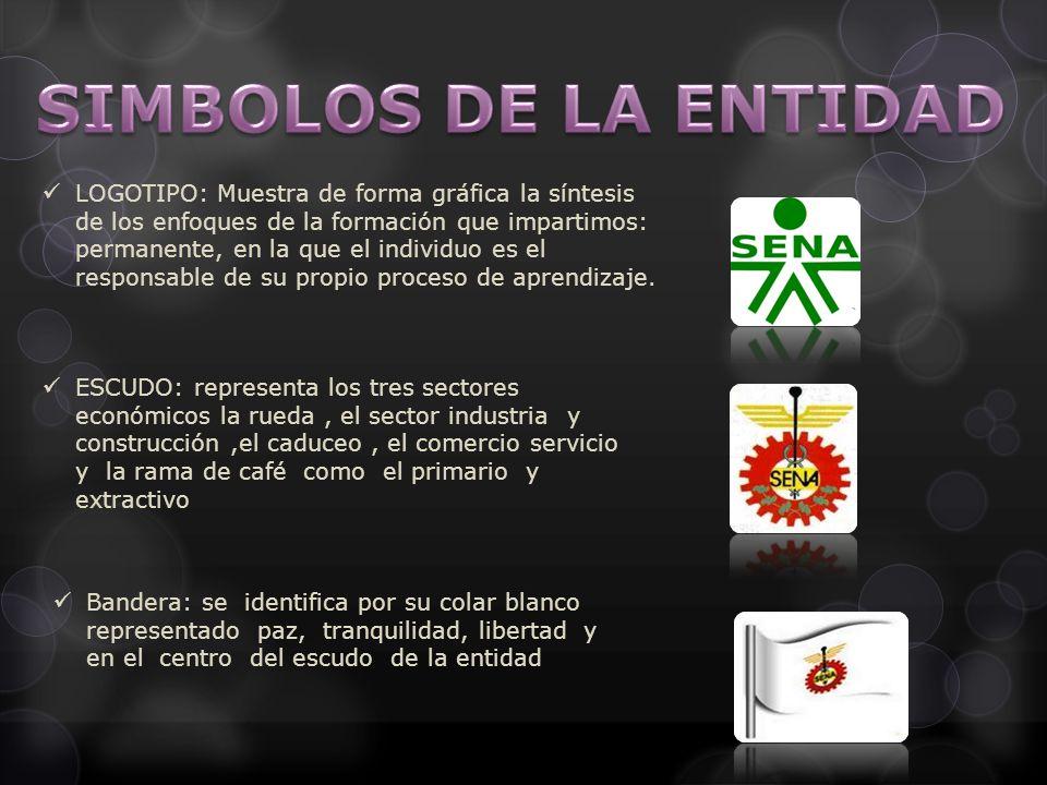 CORO Estudiantes del SENA adelante Por Colombia luchad con amor Con el animo noble y radiante Transformémosla en mundo mejor I De la patria el futuro destino, en las manos del joven está, el trabajo es seguro camino, que el progreso a Colombia dará.