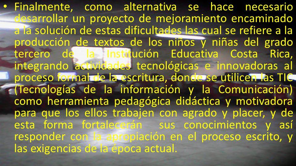 6.3 CONTEXTUAL El contexto donde residen los aprendientes de la Institución Educativa Costa Rica es el sector rural, dista a 16 kilómetros de la cabecera municipal, al nor.-occidente, del Municipio de Buenavista, Sucre.