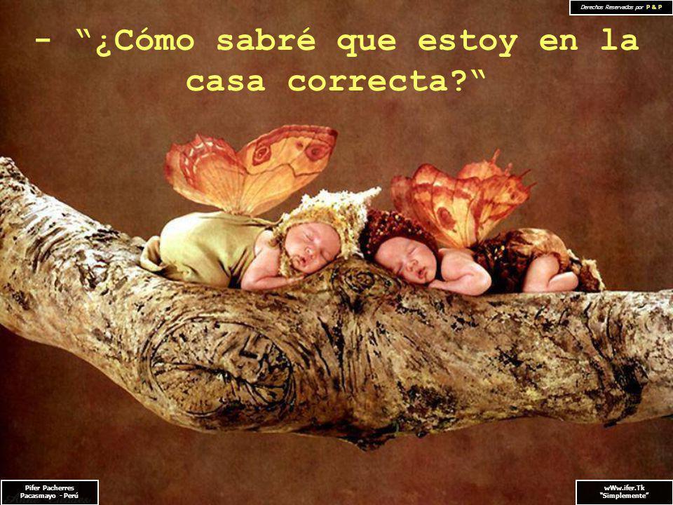 Pifer Pacherres Pacasmayo - Perú wWw.ifer.Tk Simplemente Derechos Reservados por P & P - El te protegerá del mal