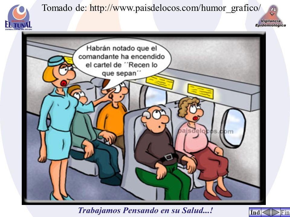 Tomado de: http://www.paisdelocos.com/humor_grafico/ FinÍnd