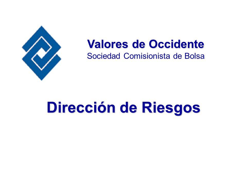 Dirección de Riesgos Valores de Occidente Sociedad Comisionista de Bolsa