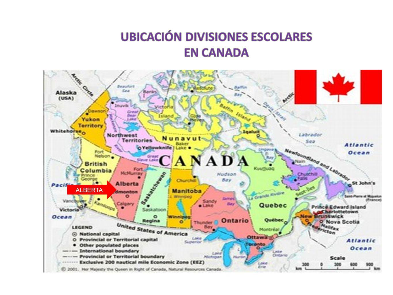 Es una de las diez Provincias de Canadá La capital es Edmonton, siendo el centro urbano más poblado Calgary.