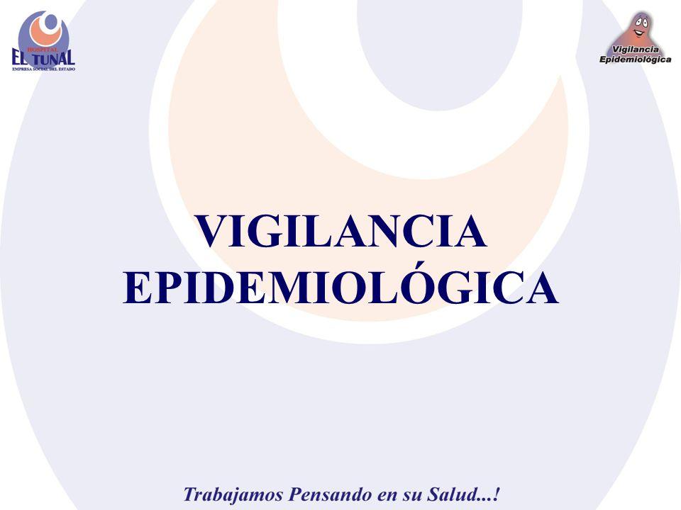 TENDENCIA DEL ÍNDICE GENERAL DE INFECCIÓN. FinÍnd