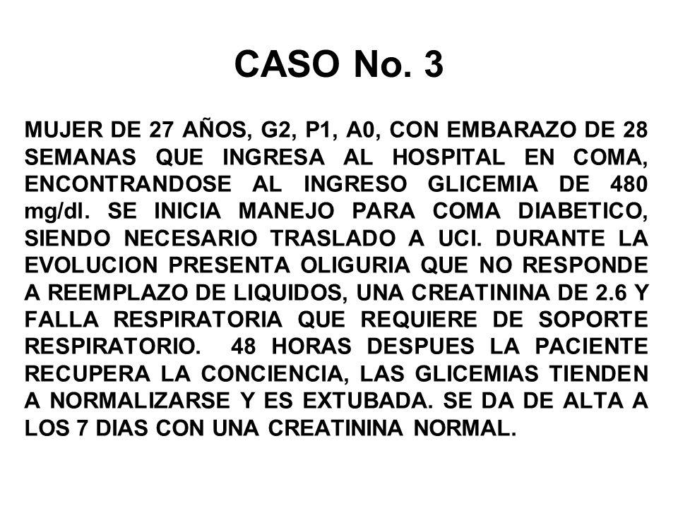 CASO No.