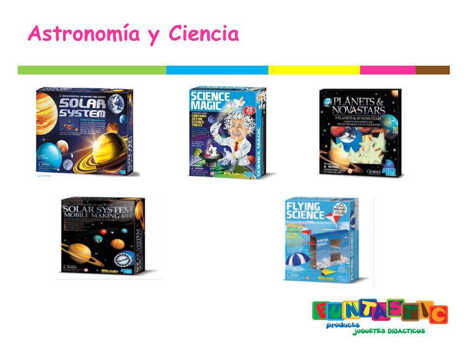 Astronomía y Ciencia