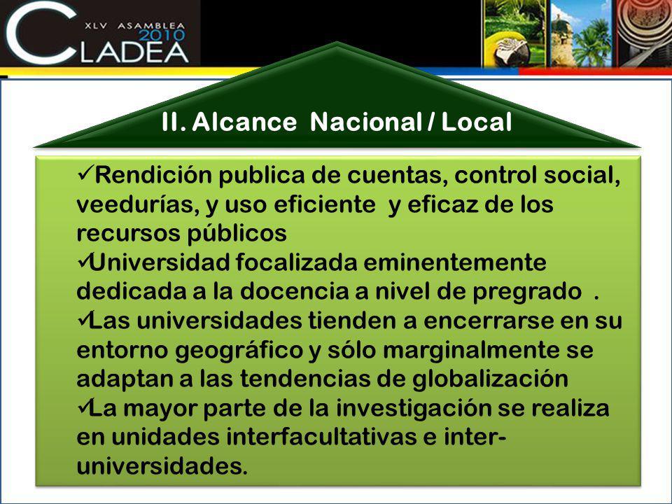 Rendición publica de cuentas, control social, veedurías, y uso eficiente y eficaz de los recursos públicos Universidad focalizada eminentemente dedica