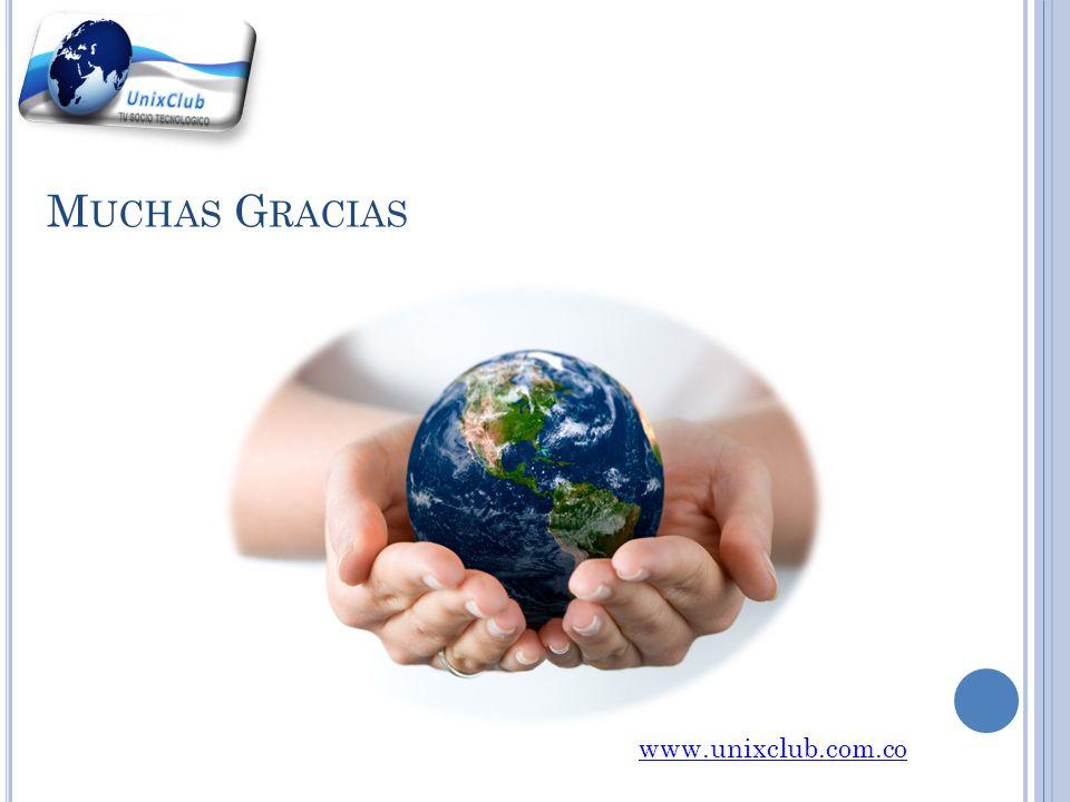 Y mas de 200 clientes en Colombia…….