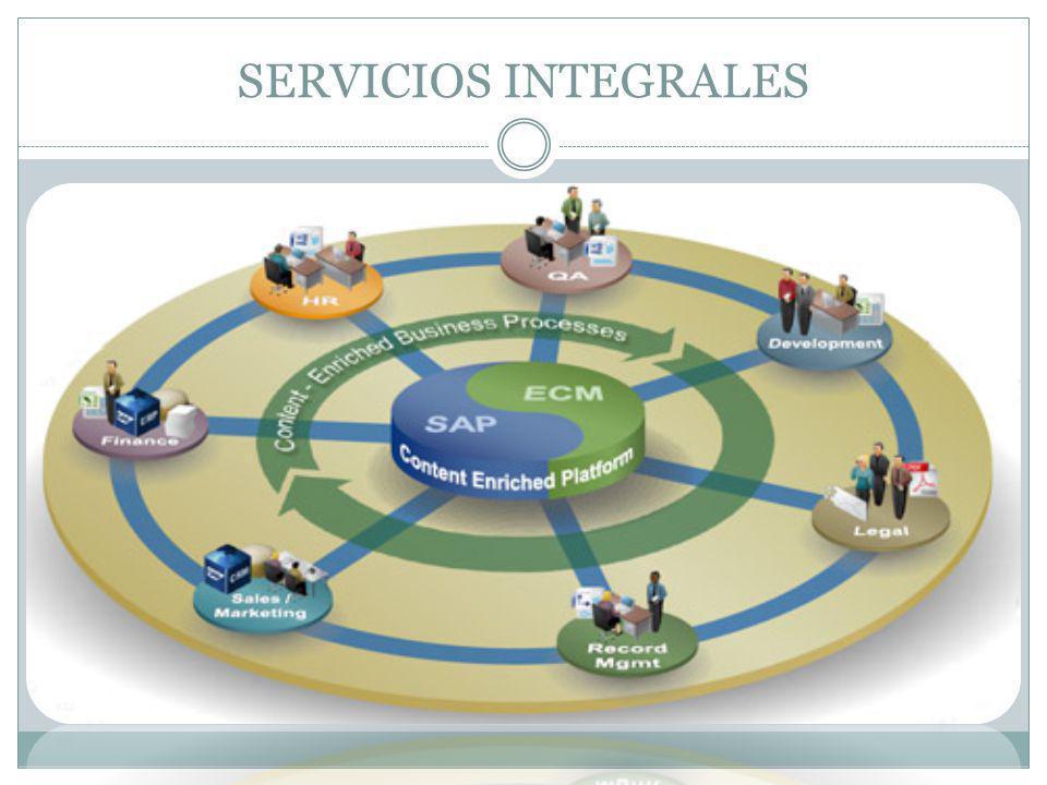 SERVICIOS INTEGRALES