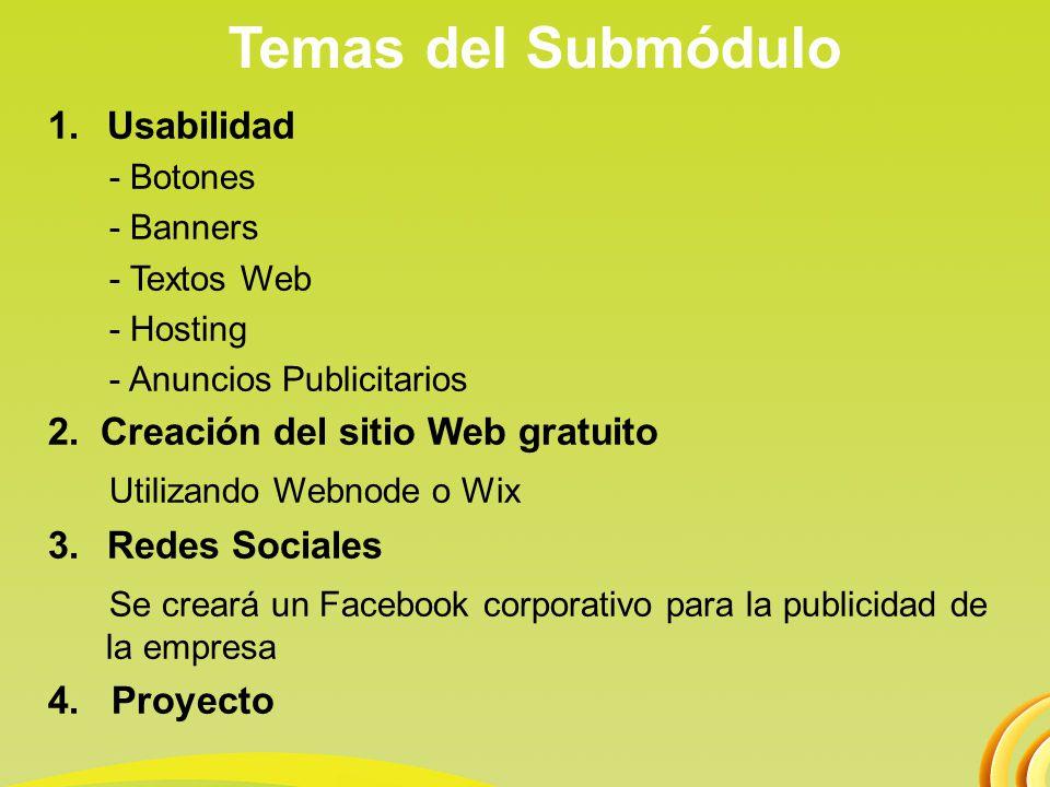Conceptos de WebSite 1.WebSite: Sitio Web – Conjunto de páginas Web 2.
