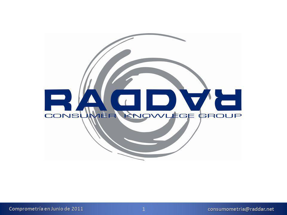 1consumometria@raddar.net Comprometría en Junio de 2011