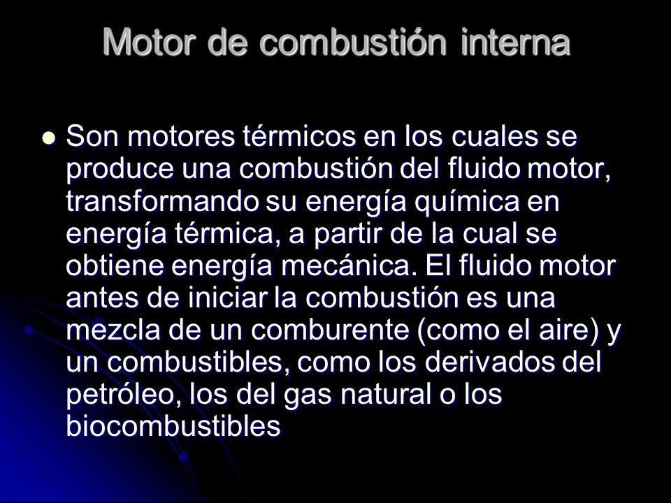 Mantenimiento preventivo Limpieza periódica a las diferentes partes del motor.