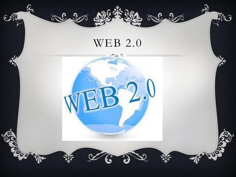 Un sitio Web 2.0 permite a los usuarios interactuar y colaborar entre sí como creadores de contenido generado por usuarios en una comunidad virtual, a diferencia de sitios web estáticos donde los usuarios se limitan a la observación pasiva de los contenidos que se han creado para ellos.