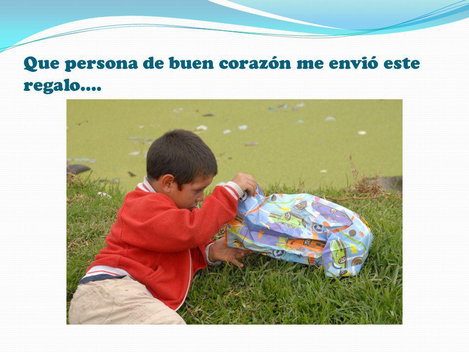 Agradecemos a la Comunidad Educativa el gesto de amor y bondad con la donación de juguetes.