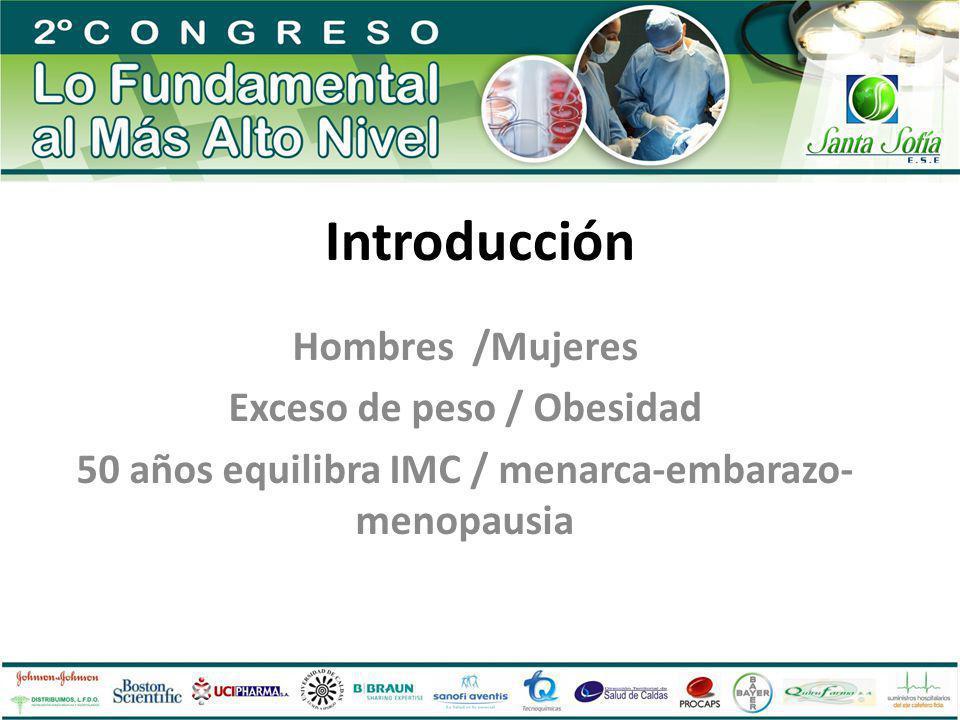 BYPASS METABOLICO 5 pacientes : 4 hombres – 1 mujer Mujer : Insulina 20 u – Metformina 2d – glibenclamida 2d.