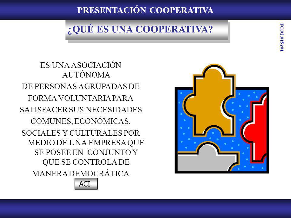 PRESENTACIÓN COOPERATIVA COOPERATIVAS DETRABAJO ASOCIADO SON ORGANIZACIONES SIN ÁNIMO DE LUCRO PERTENECIENTOS AL SECTOR SOLIDARIO DE LA ECONOMÍA, QUE ASOCIAN PERSONAS NATURALES QUE SIMULTÁNEAMENTE SON GESTORAS, CONTRIBUYEN ECONÓMICAMENTE A LA COOPERATIVA Y SON APORTANTES DIRECTOS DE SU CAPACIDAD DE TRABAJO PARA EL DEASAROLLO DE ACTIVIDADES ECONÓMICAS, PROFESIONALES O INTELECTUALES, CON EL FIN DE PRODUCIR EN COMÚN BIENES, EJECUTAR OBRAS O PRESTAR SERVICIOS PARA SATISFACER LAS NECESIDADES DE SUS ASOCIADOS Y DE LA COMUNIDAD EN GENERAL.