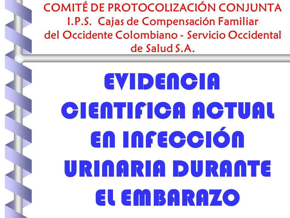 ¿Se debería hacer tamizaje para infección urinaria en las mujeres embarazadas.