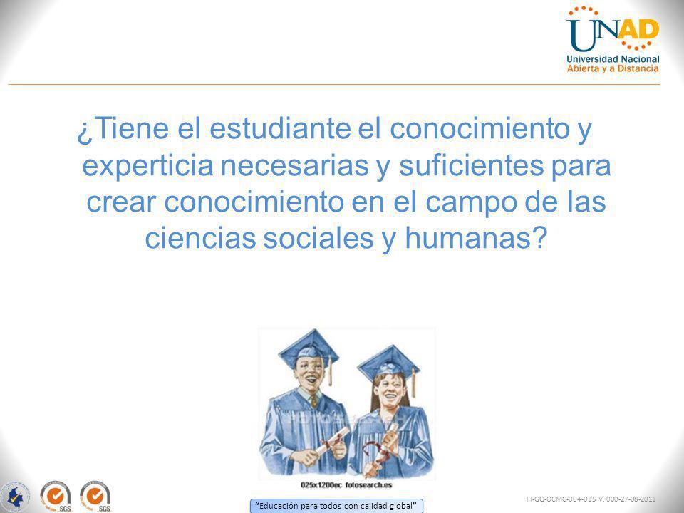 Educación para todos con calidad global FI-GQ-OCMC-004-015 V.