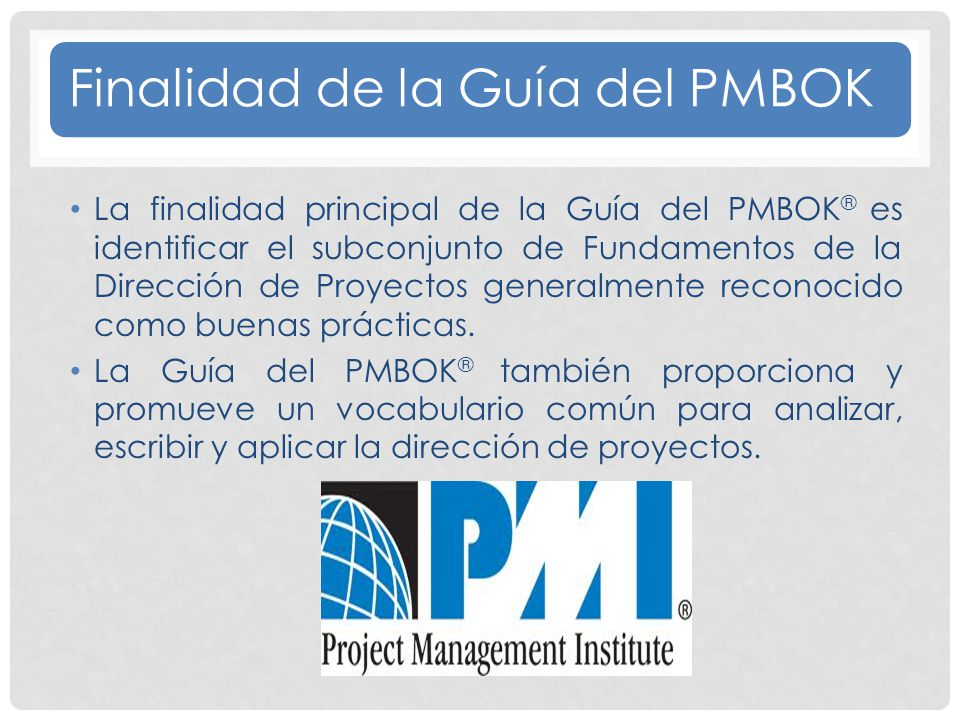 Qué es un Proyecto Un proyecto es un esfuerzo temporal que se lleva a cabo para crear un producto, servicio o resultado único.