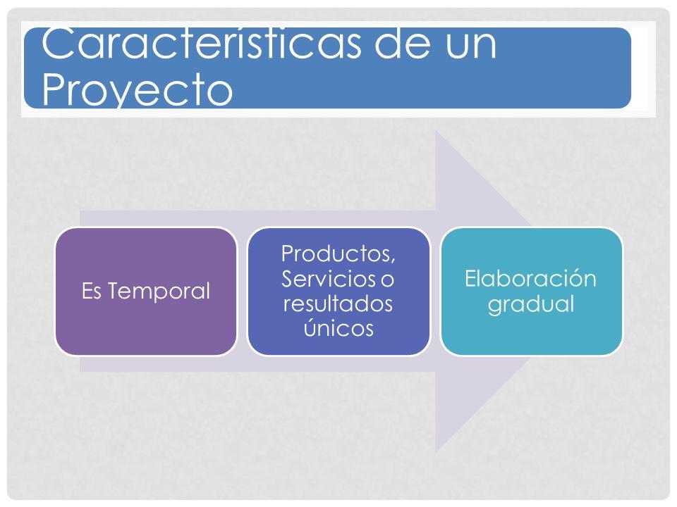 El Marco de Gestión de Proyectos Proporciona una estructura básica para la comprensión de la gestión de proyectos.