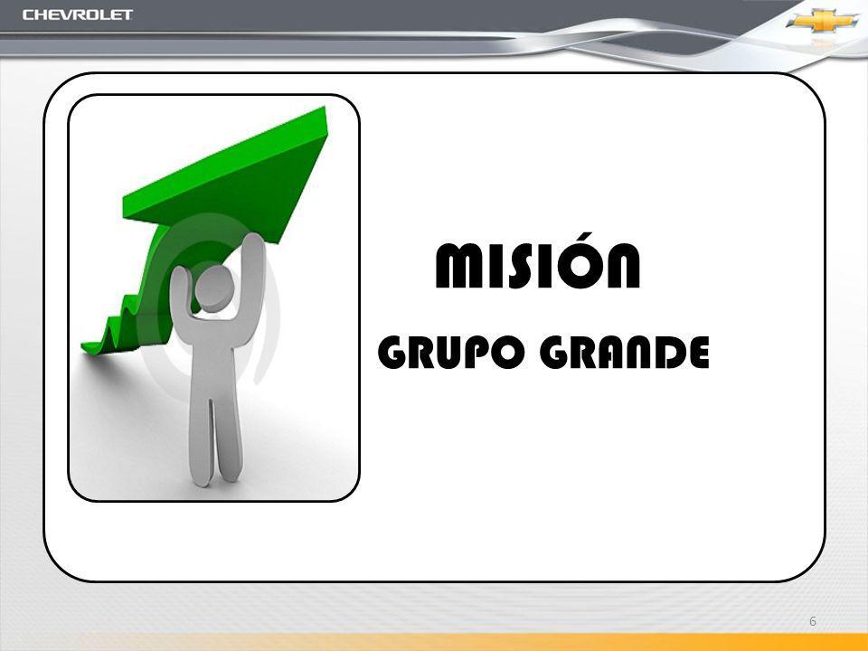 MISIÓN GRUPO GRANDE 6