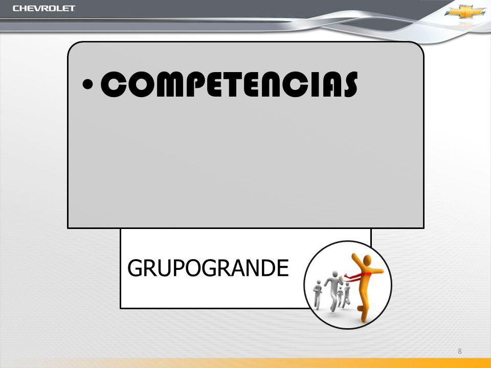 COMPETENCIAS GRUPOGRANDE 8