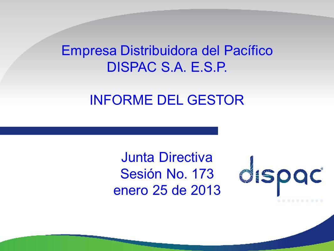 Empresa Distribuidora del Pacífico DISPAC S.A.E.S.P.