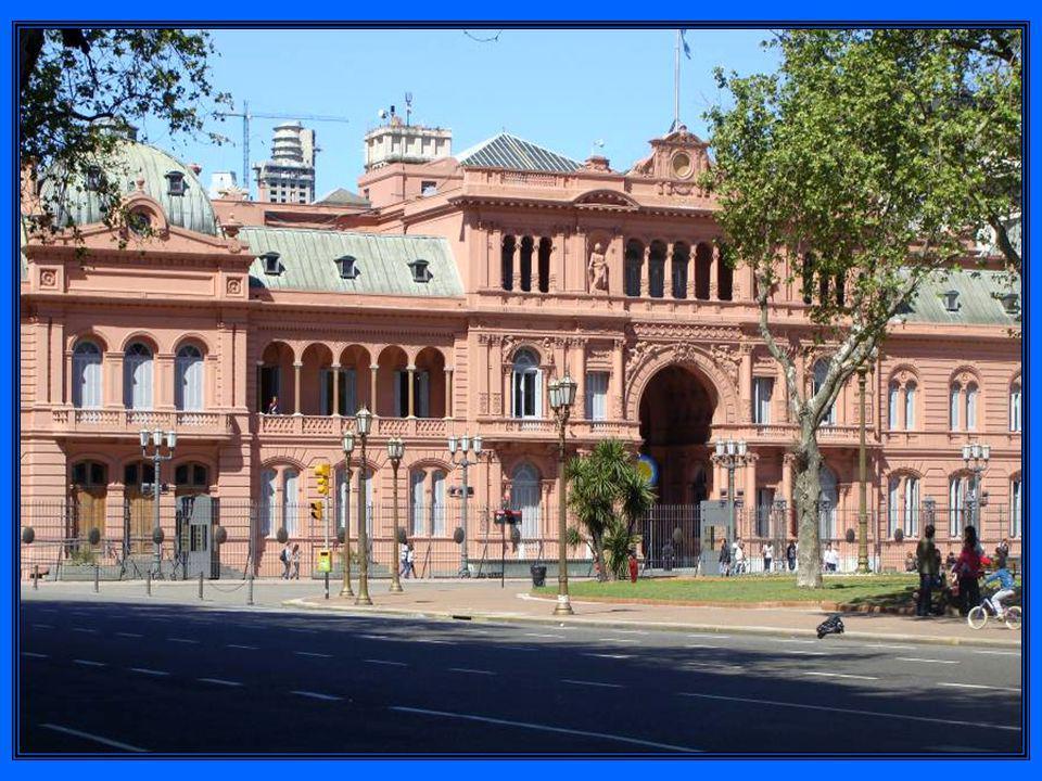 Plaza de Mayo e Casa Rosada