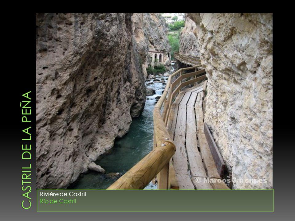 Rivière de Castril Río de Castril