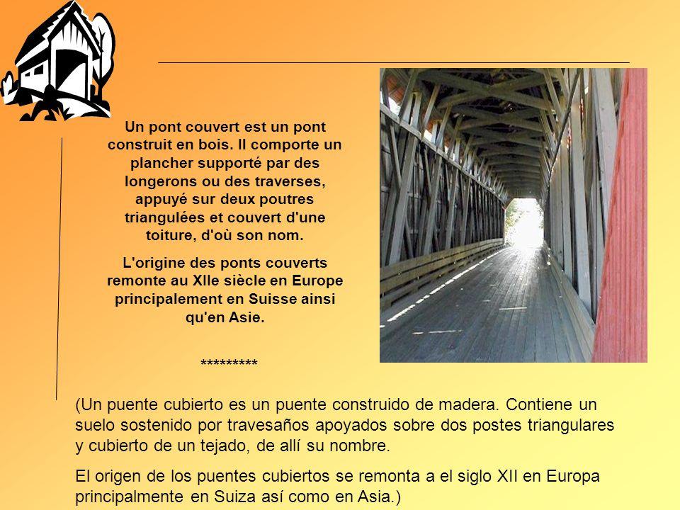 Avanzar manualmente LOS PUENTES CUBIERTOS... Colaboración en traducciòn A.M.