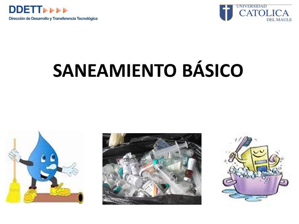 SANEAMIENTO BÁSICO