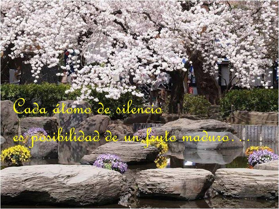 Nuestros padres nos han enseñado a hablar..., el mundo a callar…