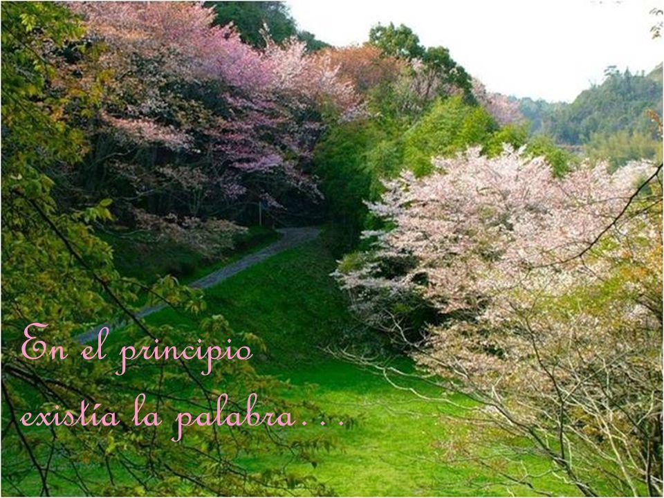 Cada átomo de silencio es posibilidad de un fruto maduro…