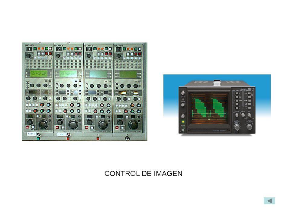 CONTROL DE IMAGEN