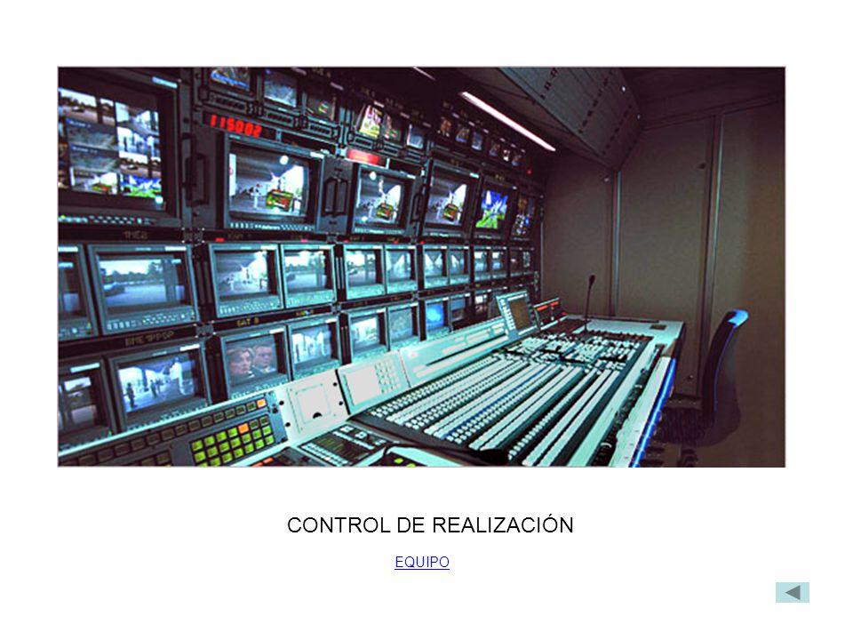 CONTROL DE REALIZACIÓN EQUIPO