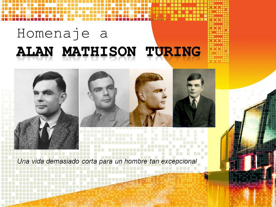 Durante los últimos años de la guerra, Turing colaboró en la creación del Colossus, una máquina totalmente electrónica, que tuvo gran importancia para la invasión de Europa por parte del bando aliado al descifrar un mensaje en el que los alemanes decían que el desembarco se iba a dar lugar en Calais, al conocer esta creencia del enemigo, los americanos decidieron encauzar el desembarco a las playas de Normandía.Turing consideró dicha máquina como un cerebro primitivo.