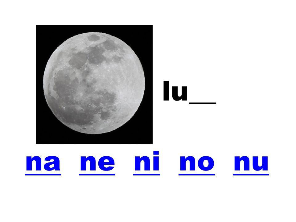 nana ne ni no nuneninonu lu__