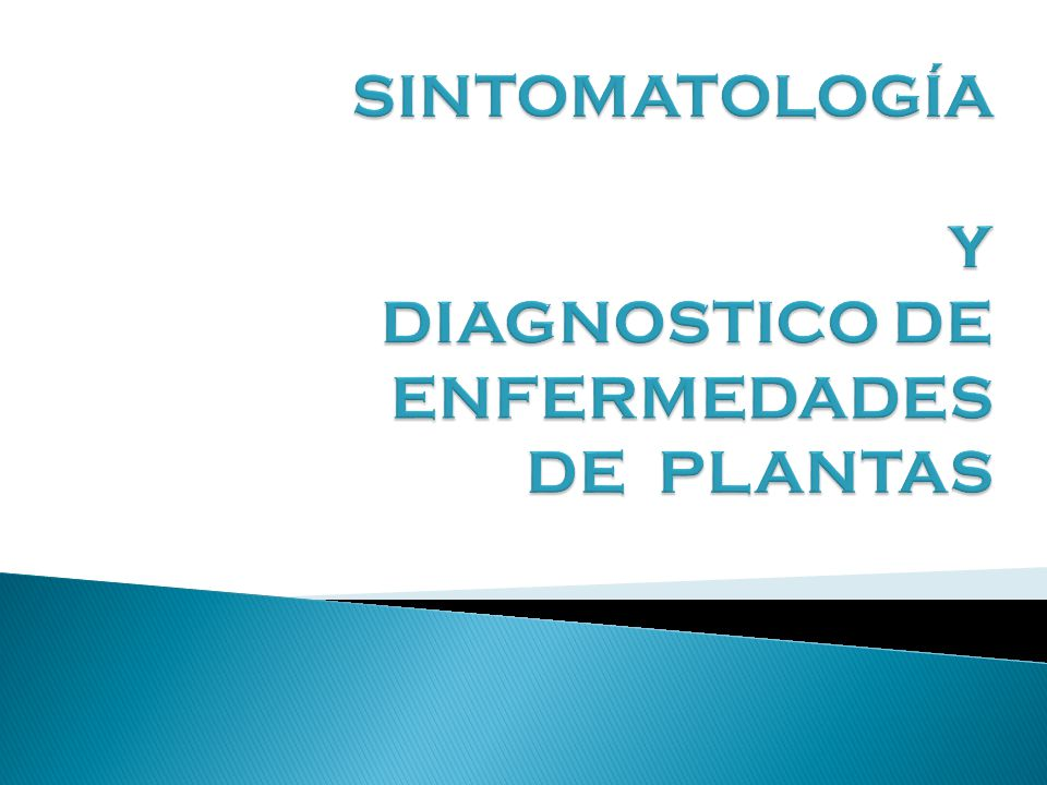 SINTOMAS DE ENFERMEDAD INDUCIDA POR BACTERIAS