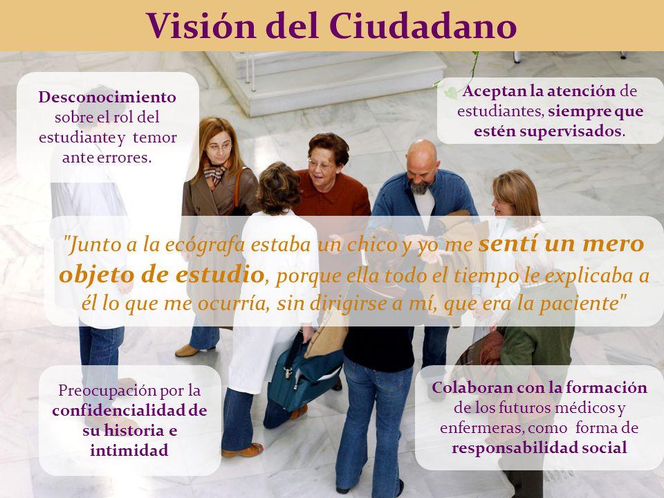 Necesidades del profesional clínico (tutor o/o coordinador) Mayor reconocimiento del papel del tutor.