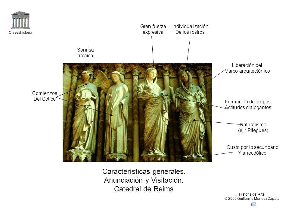 Claseshistoria Historia del Arte © 2006 Guillermo Méndez Zapata Cristo crucificado gótico.