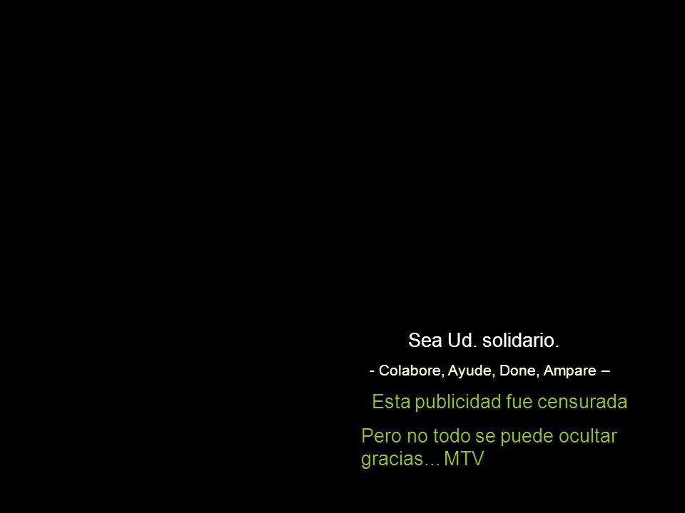 Sea Ud.solidario.